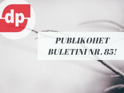 DPS publikon Buletinin Nr. 85