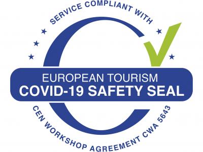 Komiteti Evropian për Standardizimin (CEN) publikon vulën e re të sigurisë evropiane të turizmit për covid-19