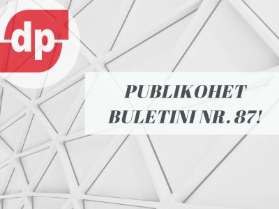 DPS publikon Buletinin Nr. 87